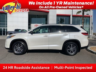 Used Toyota Highlander Victorville Ca