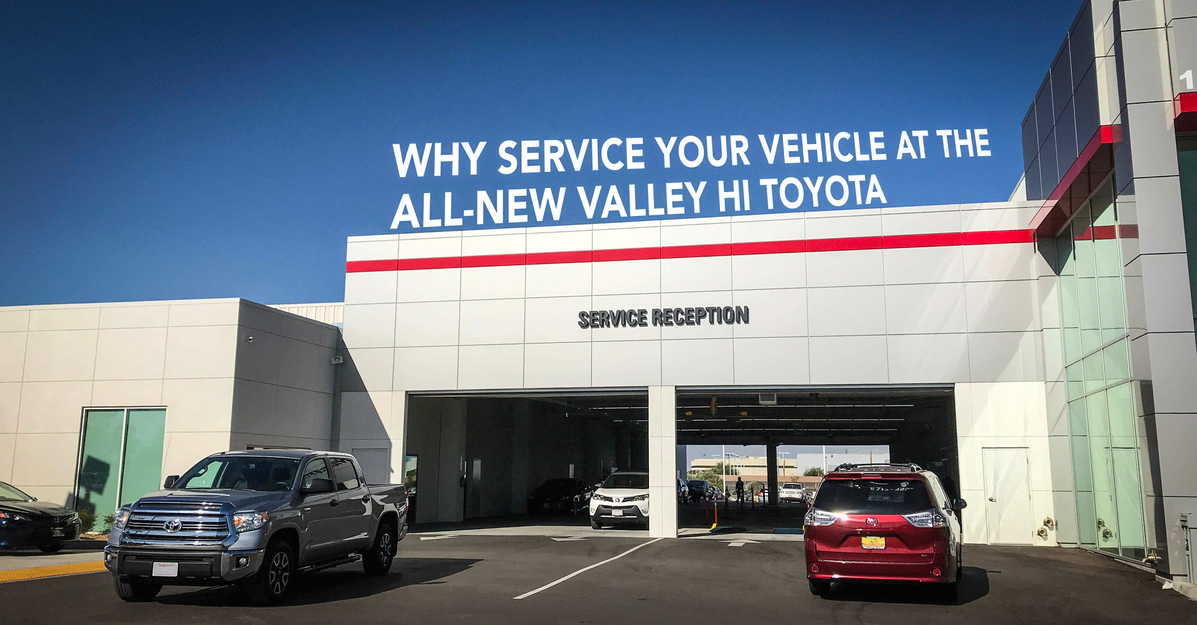 Victorville Toyota Service Center Find Car Repairs Near Me